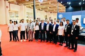 Afyon Üniversitesi AR-GE öğrencileri ve Öğretim Kurumu