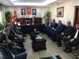 Ak Parti Mardin İl Teşkilatı Ziyaretimiz